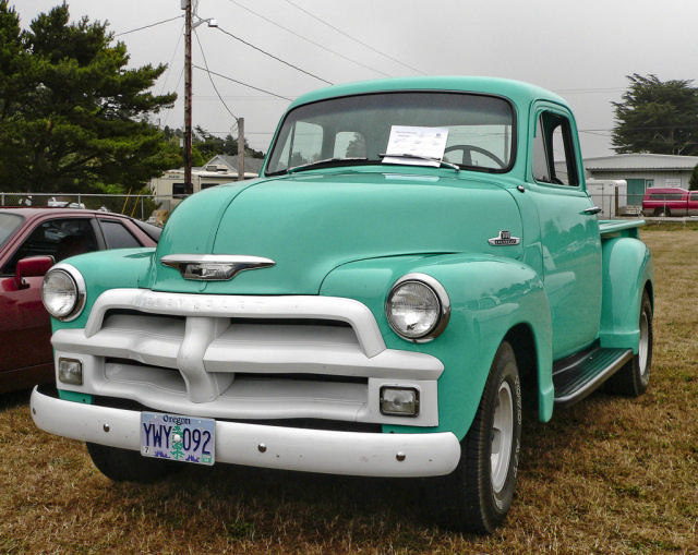 1953 Chevy Truck For Sale | Autos Weblog